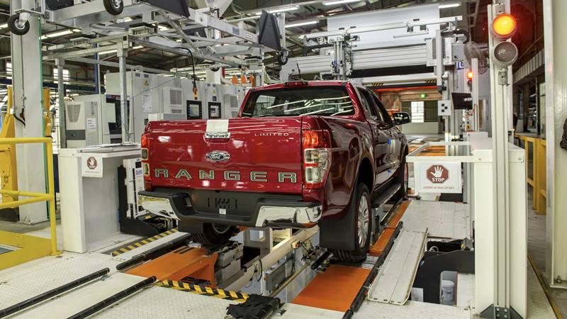 Ford Ranger 20 năm tại Việt Nam và 100.000 xe bán ra - Ảnh 6