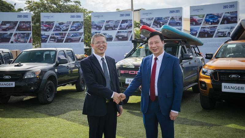 Ford Ranger 20 năm tại Việt Nam và 100.000 xe bán ra - Ảnh 4