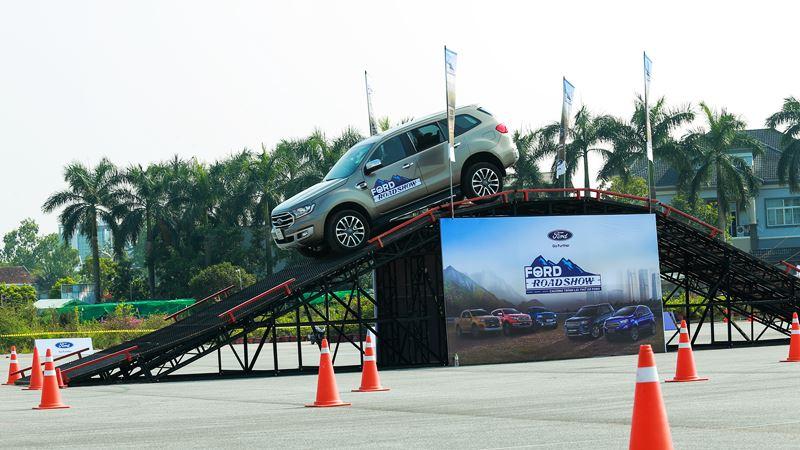 Ford Việt Nam khởi động chương trình lái thử xe Ford Roadshow 2019 - Ảnh 5