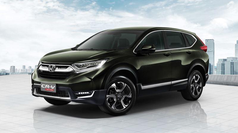 Honda CR-V 2018 bản 7 chỗ hoàn toàn mới tại Việt Nam - Ảnh 1