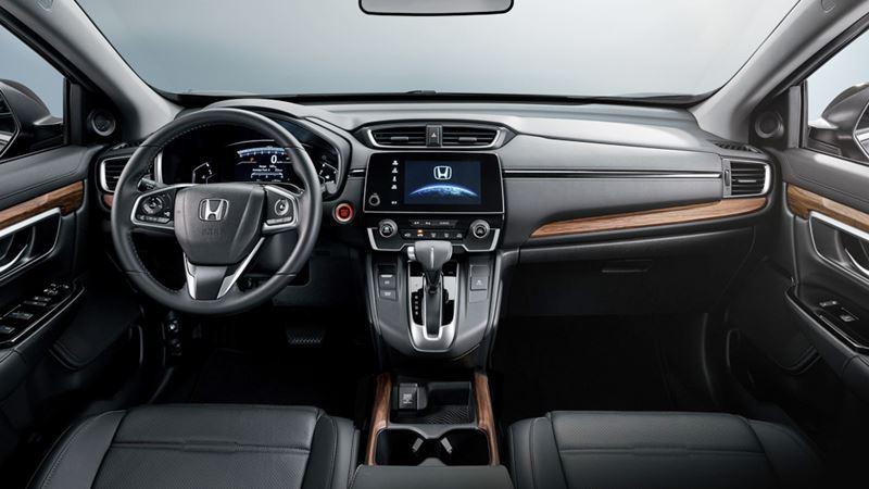 So sánh xe Mazda CX-5 2018 và Honda CR-V 2018 bản cao cấp - Ảnh 12