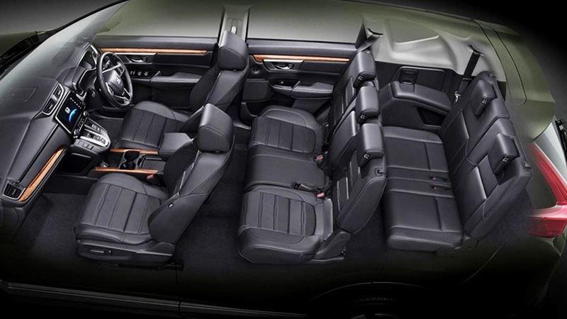 Honda CR-V 2018 bản 7 chỗ hoàn toàn mới tại Việt Nam - Ảnh 4