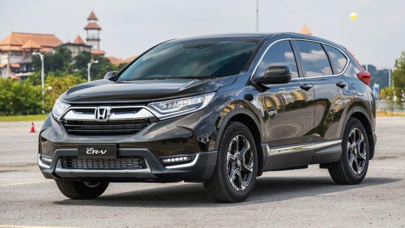 Honda CR-V 2018 bản 7 chỗ tại Việt Nam có giá mới từ 958 triệu đồng - Ảnh 2