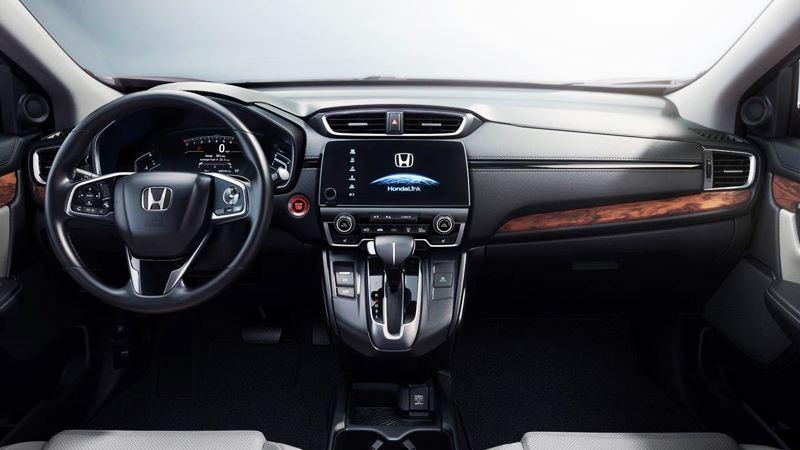 Những điểm mới trên Honda CR-V 7 chỗ 2018 tại Việt Nam - Ảnh 3