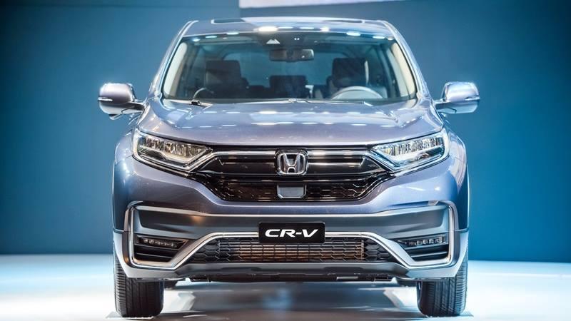 Chi tiết thông số và trang bị xe Honda CR-V 2020 lắp ráp tại Việt Nam - Ảnh 8