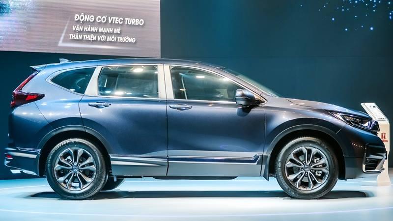 Những nâng cấp mới trên Honda CR-V 2020 lắp ráp tại Việt Nam - Ảnh 5