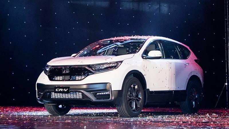 Giá bán xe Honda CR-V 2020 mới nâng cấp tại Việt Nam từ 998 triệu - Ảnh 7