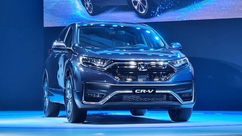 Giá bán xe Honda CR-V 2020 mới nâng cấp tại Việt Nam từ 998 triệu - Ảnh 1