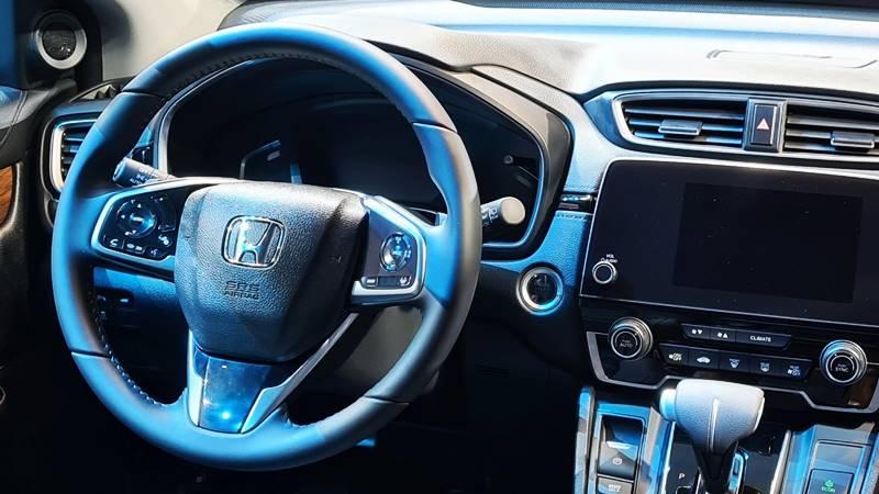 Giá bán xe Honda CR-V 2020 mới nâng cấp tại Việt Nam từ 998 triệu - Ảnh 5