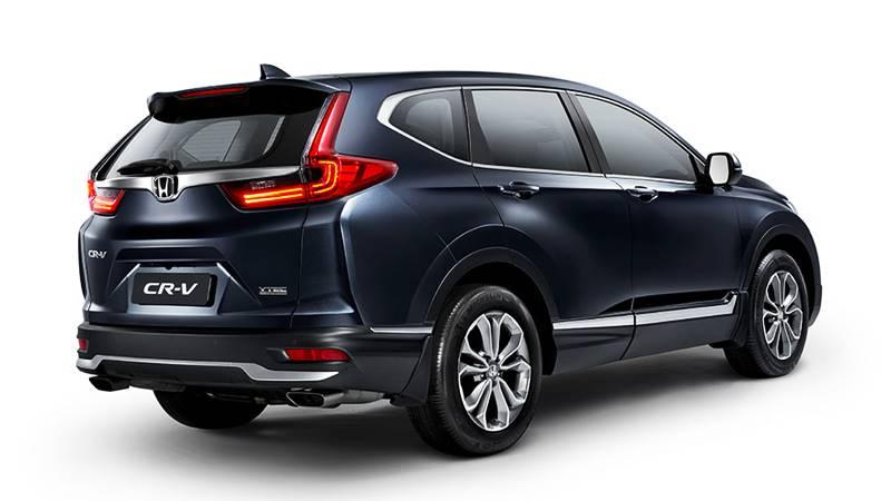 Giá bán xe Honda CR-V 2020 mới nâng cấp tại Việt Nam từ 998 triệu - Ảnh 3