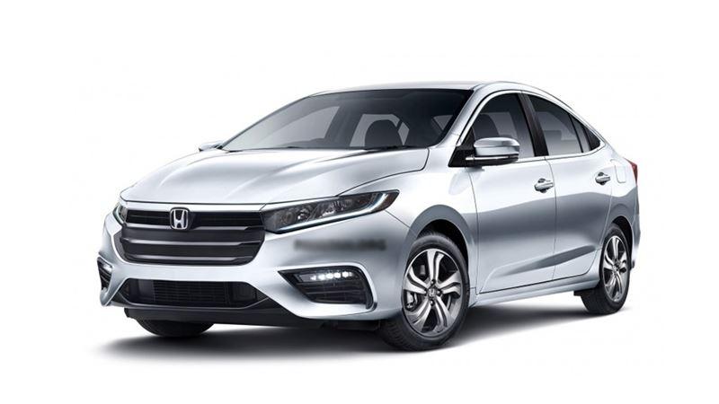 Honda City 2020 thế hệ mới trang bị động cơ 1.0L tăng áp - Ảnh 1
