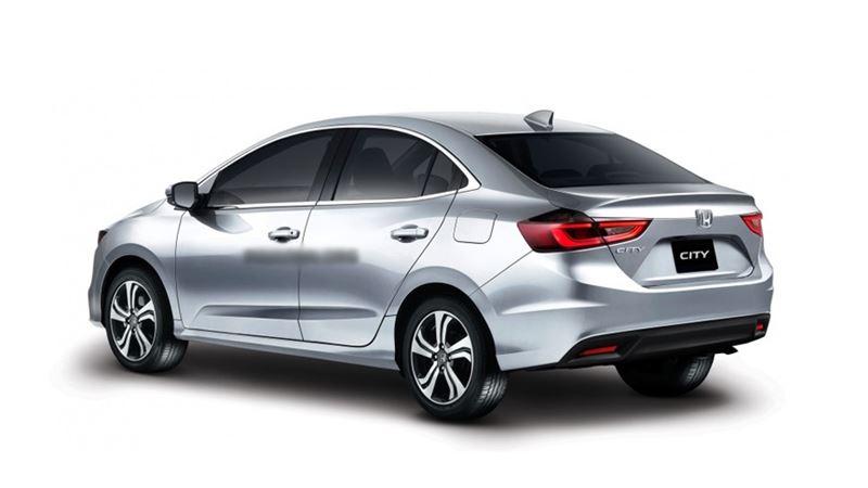Honda City 2020 thế hệ mới trang bị động cơ 1.0L tăng áp - Ảnh 2