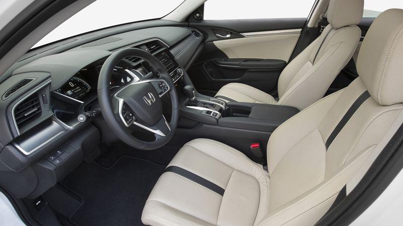 Chi tiết Honda Civic 2016 - chất thể thao trở lại - Ảnh 4