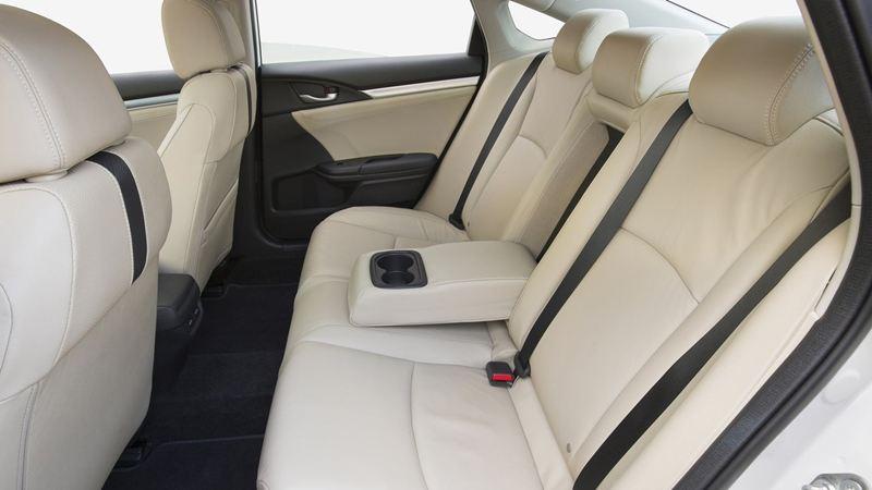 Chi tiết Honda Civic 2016 - chất thể thao trở lại - Ảnh 5