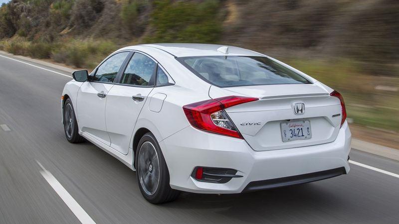 Chi tiết Honda Civic 2016 - chất thể thao trở lại - Ảnh 2