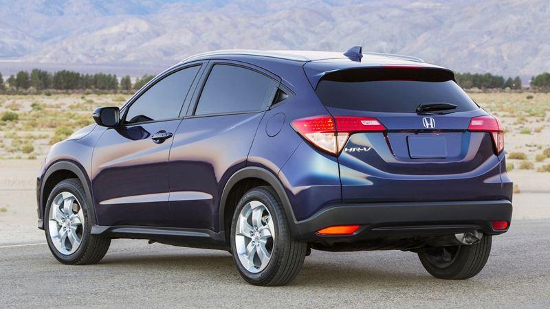 Honda HR-V giá dưới 900 triệu đồng