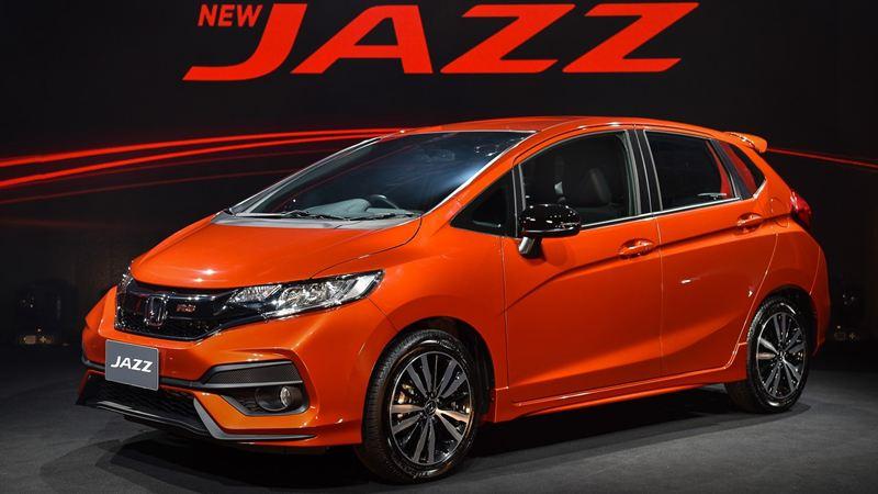 Honda Jazz 2017 cạnh tranh Toyota Yaris tại Việt Nam - Ảnh 1