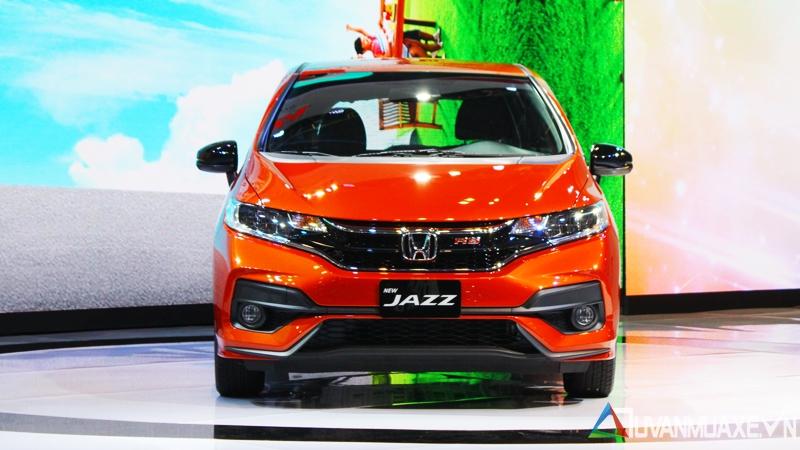 Honda Jazz 2018 ra mắt tại Việt Nam - đẹp và nhiều trang bị - Ảnh 1