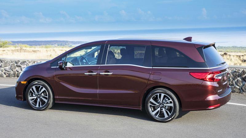 Honda Odyssey 2019 chính thống được bán trên toàn cầu với giá từ 706 triệu VNĐ - Hình 2