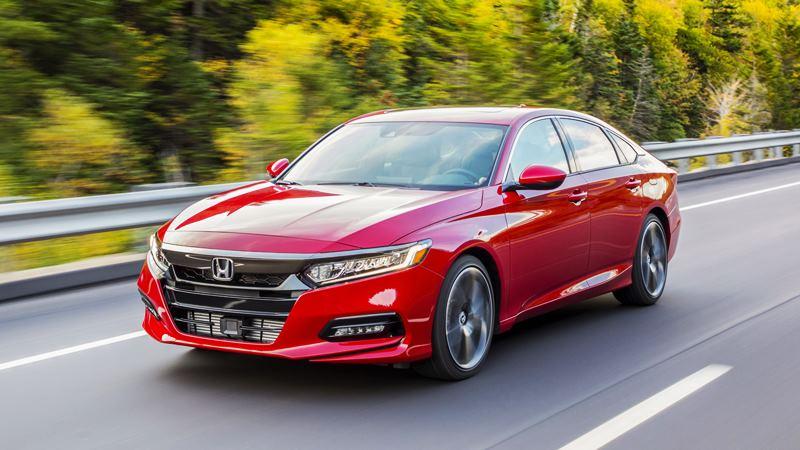 Những tính năng mới giúp Honda Accord 2019 cạnh tranh Toyota Camry - Ảnh 1