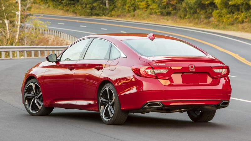 Những tính năng mới giúp Honda Accord 2019 cạnh tranh Toyota Camry - Ảnh 5