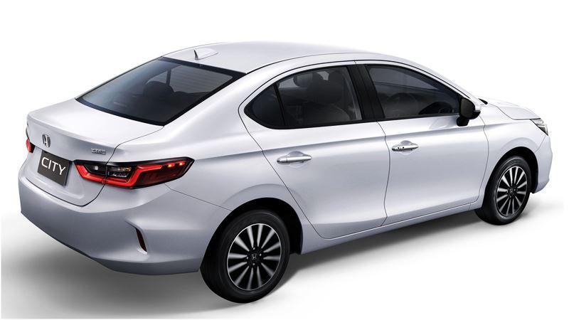 Honda City 2020 thế hệ mới - Kích thước lớn hơn, động cơ 1.0L Turbo - Ảnh 3
