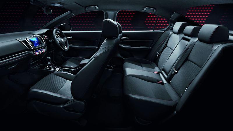 Honda City 2020 thế hệ mới - Kích thước lớn hơn, động cơ 1.0L Turbo - Ảnh 7