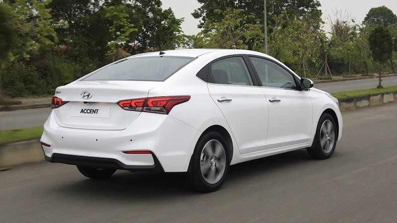 Đánh giá ưu nhược điểm xe Hyundai Accent 2018-2019 tại Việt Nam - Ảnh 3