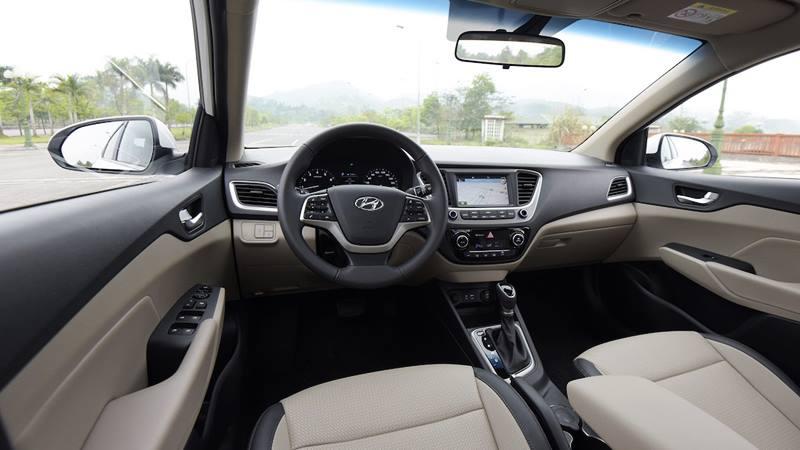 Đánh giá ưu nhược điểm xe Hyundai Accent 2018-2019 tại Việt Nam - Ảnh 4