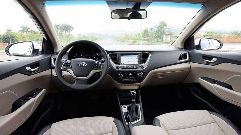 So sánh xe Toyota Vios 2018 và Hyundai Accent 2018 - Ảnh 10