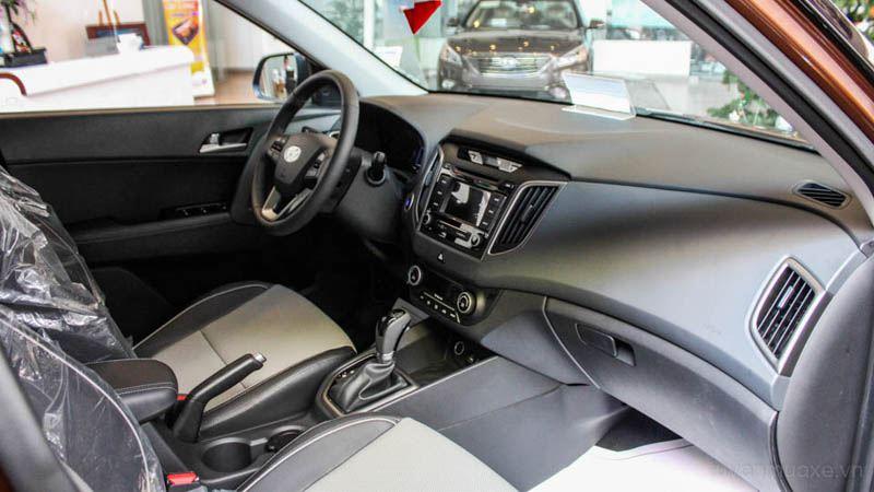 Đánh giá Hyundai Creta với động cơ 1.6L máy dầu
