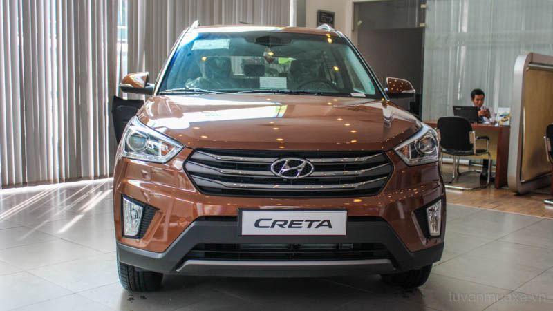 Đánh giá Hyundai Creta với máy 1.6L máy dầu