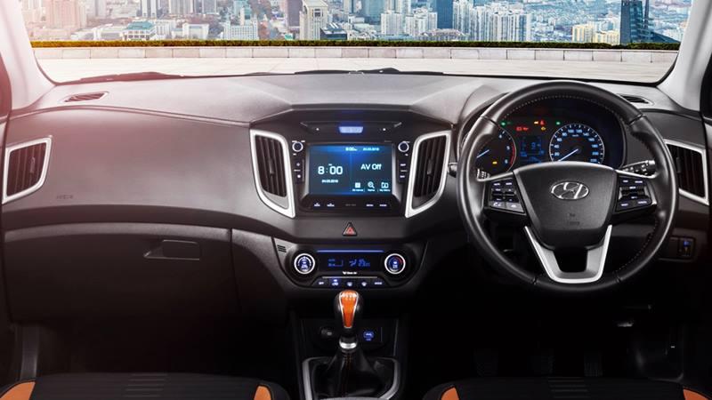 Hyundai Creta 2018 nâng cấp nhẹ, giá từ 315 triệu đồng - Hình 2
