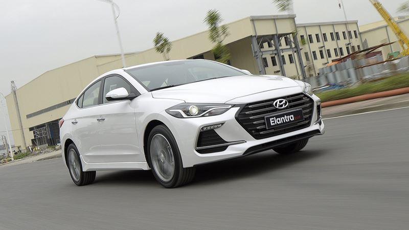 Hyundai Elantra Sport 2018 nguồn động lực 1.6L Turbo bán ra tại Việt Nam - Ảnh 5