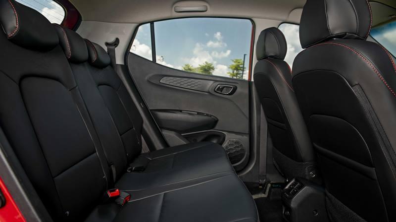 Thông số và trang bị xe Hyundai Grand i10 2021 mới bản Hatchback 5 cửa - Ảnh 8