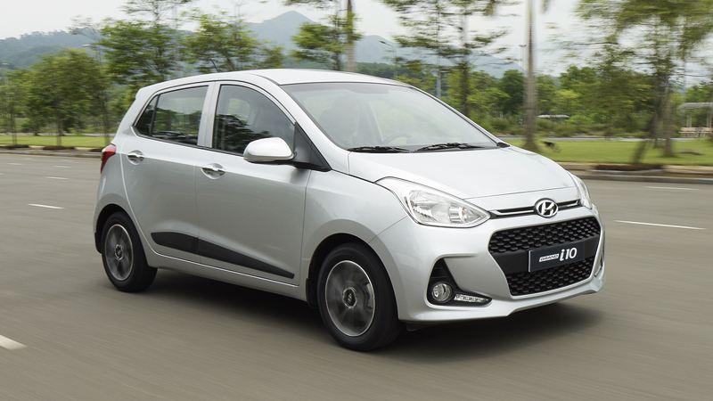 So sánh giá xe nhỏ i10, Fadil, Wigo, Brio, Morning 2021 - Ảnh 2