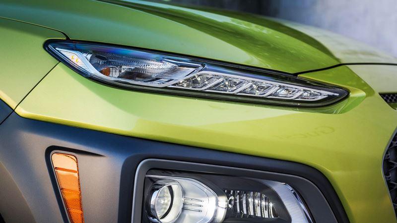Hình ảnh chi tiết xe Hyundai Kona 2018 hoàn toàn mới - Ảnh 5