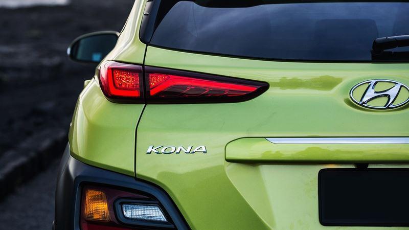 Hình ảnh chi tiết xe Hyundai Kona 2018 hoàn toàn mới - Ảnh 7