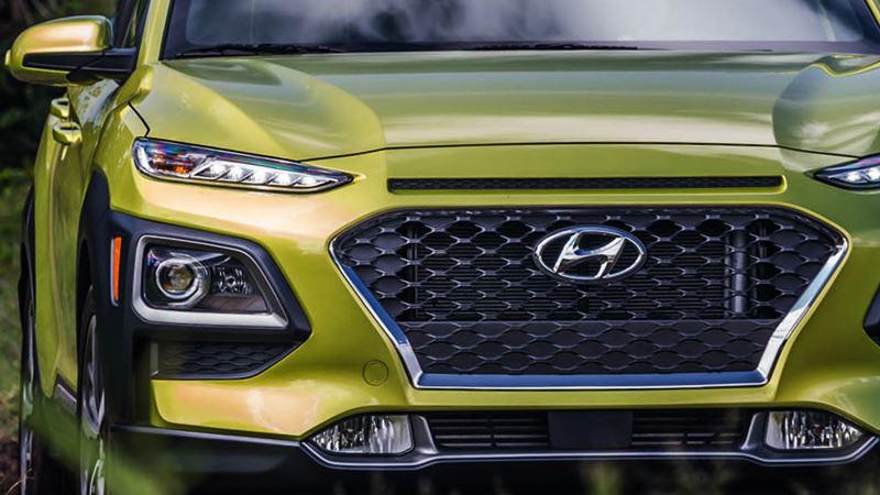Hình ảnh chi tiết xe Hyundai Kona 2018 hoàn toàn mới - Ảnh 6