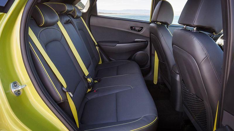 Hình ảnh chi tiết xe Hyundai Kona 2018 hoàn toàn mới - Ảnh 14