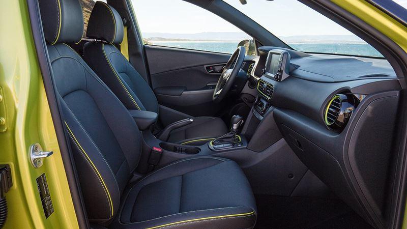 Hình ảnh chi tiết xe Hyundai Kona 2018 hoàn toàn mới - Ảnh 13