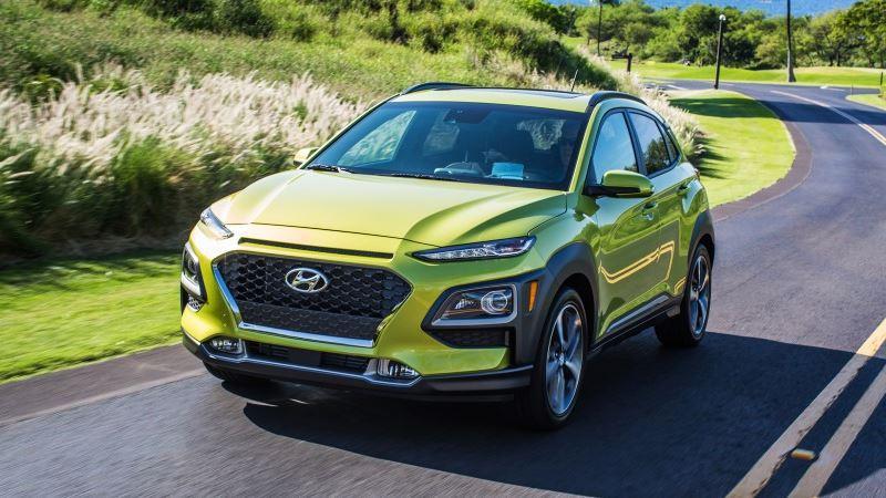 Đánh giá xe Hyundai Kona 2018 hoàn toàn mới - Ảnh 1
