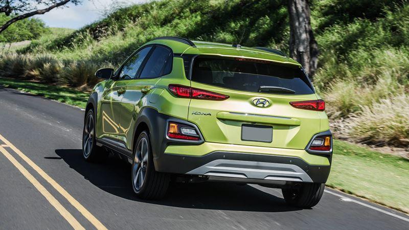 Hình ảnh chi tiết xe Hyundai Kona 2018 hoàn toàn mới - Ảnh 8