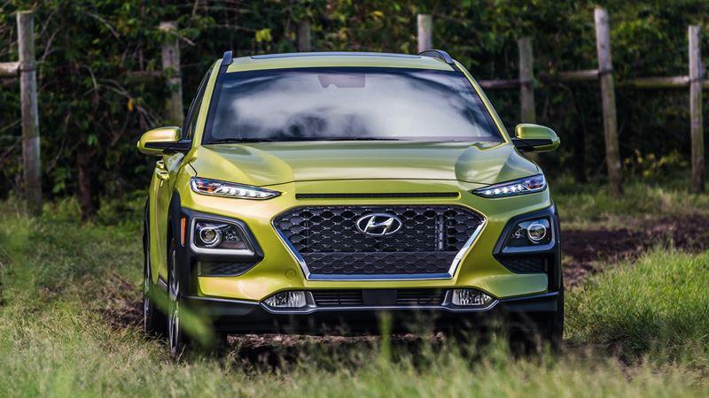 Hình ảnh chi tiết xe Hyundai Kona 2018 hoàn toàn mới - Ảnh 2