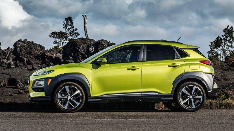 Đánh giá xe Hyundai Kona 2018 hoàn toàn mới - Ảnh 7
