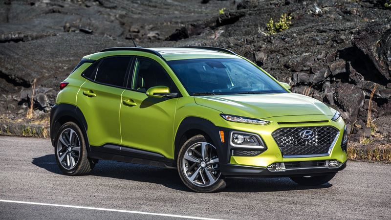 Hình ảnh chi tiết xe Hyundai Kona 2018 hoàn toàn mới - Ảnh 18