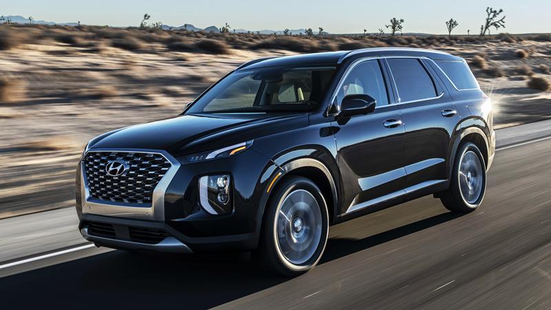 SUV 7 chỗ rộng rãi Hyundai Palisade 2020 hoàn toàn mới - Ảnh 1