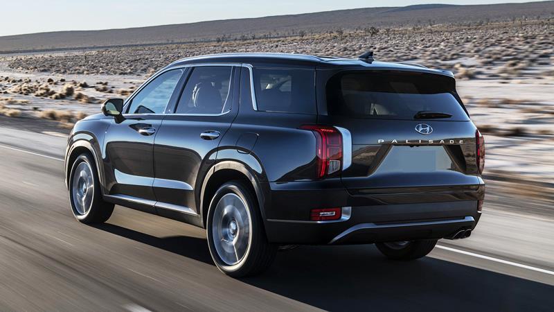 SUV 7 chỗ rộng rãi Hyundai Palisade 2020 hoàn toàn mới - Ảnh 4