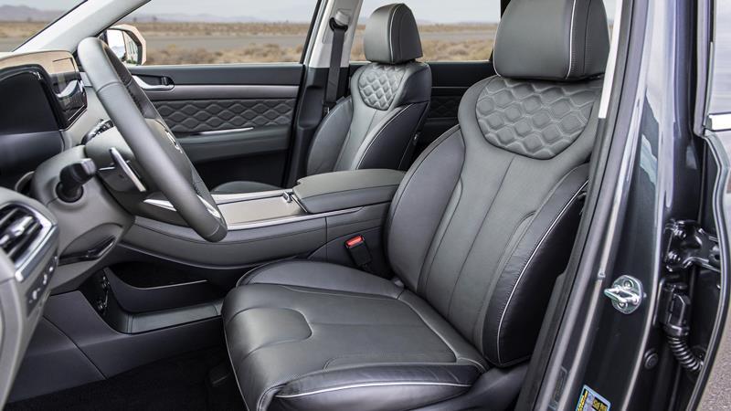 SUV 7 chỗ rộng rãi Hyundai Palisade 2020 hoàn toàn mới - Ảnh 6