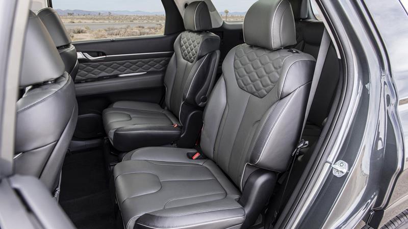 SUV 7 chỗ rộng rãi Hyundai Palisade 2020 hoàn toàn mới - Ảnh 7